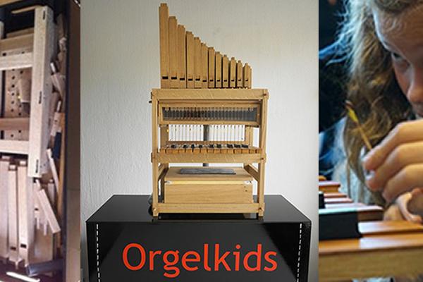 Presentatie DOE-orgel